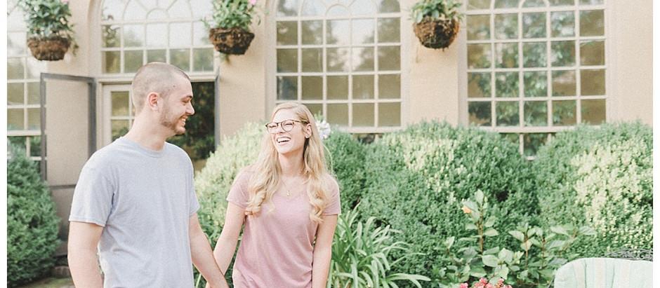 John & Betsy | A Conestoga House Engagement