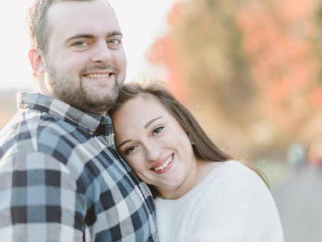 Scott & Victoria | A Middle Creek Engagement