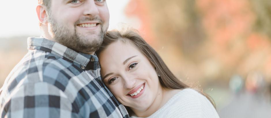 Scott & Victoria | A Middle Creek Engagement