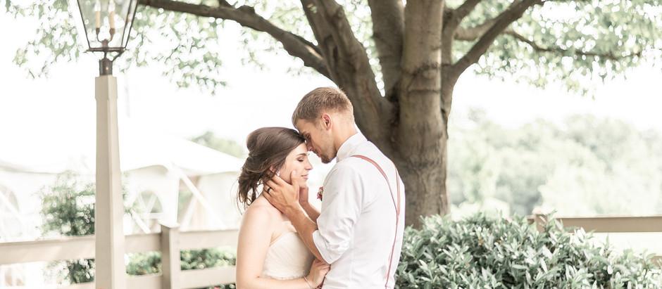 Michelle & Jon | A Backyard Wedding in Manheim, PA