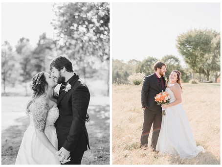 Uriah & Nikki | An Akron Mennonite Church Wedding