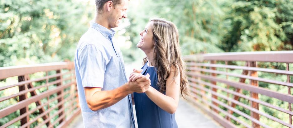 Travis & Emily | Engagement
