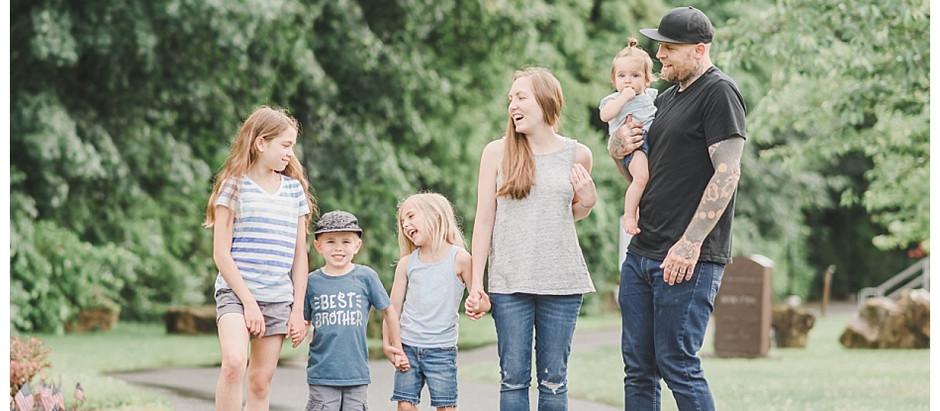 The Miller Family   The Ephrata Rail Trail