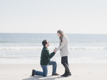 Nevin & Emily | An Ocean City New Jersey Proposal