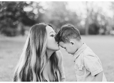 Prak Family | A Brubaker Park Mini Session