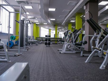 Для чего нужны занятия в спортивном зале?