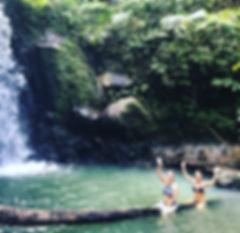 Waterfall Bali Retreat
