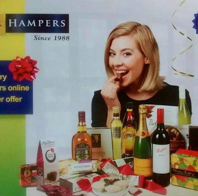 Inter Hampers