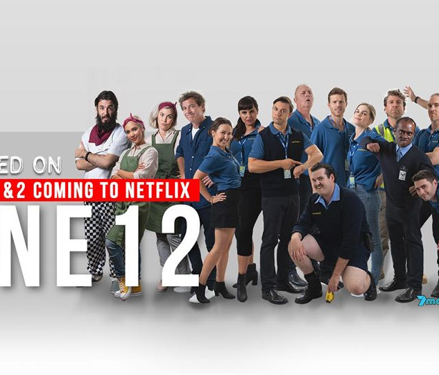 Rostered On Netflix Promotion
