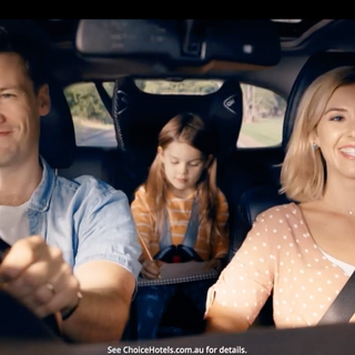 Choice Hotels Commercial, Australia 2019