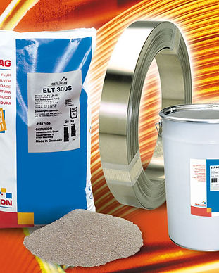 oerlikon welding consumables