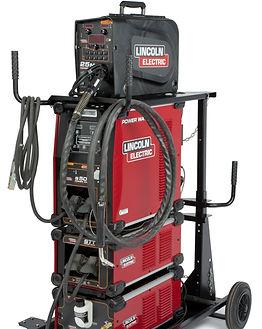 Powerwave System, lincoln welding machine, stt machine, flextec, saw welding