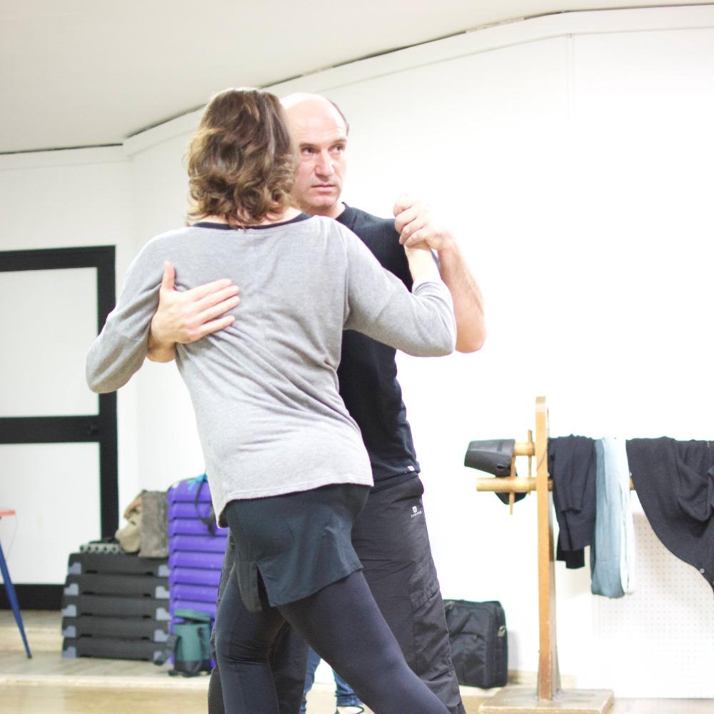 Lezione di Tango a Bari