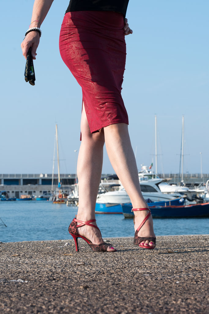 Rossana Tursi Tango a Bari