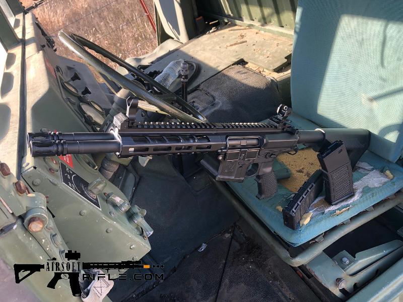Classic Army DT-4 Airsoft Gun
