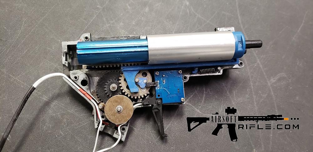 Classic Army DT-4 Airsoft Gun Geabox