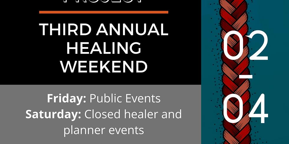 Third Annual Taos Healing Weekend