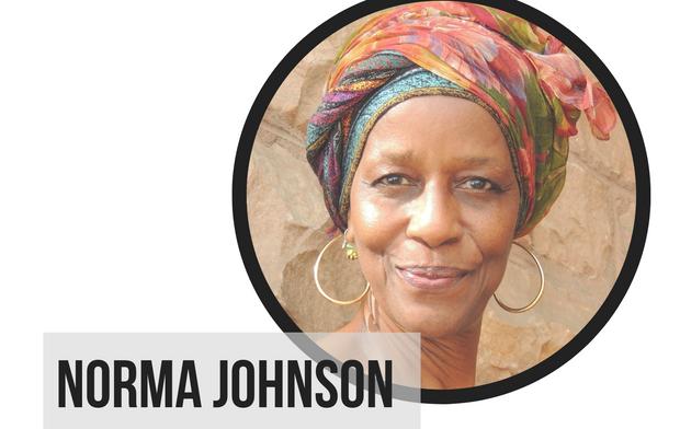 Heal the Healers series: Norma Johnson
