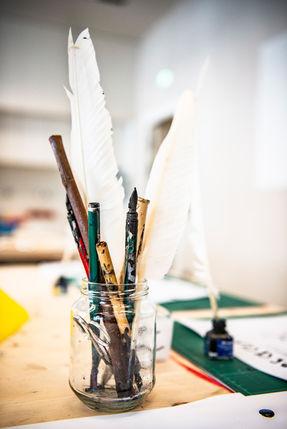 Fotografie @Karin Nussbaumer, Vorarlbergmuseum Kreativität