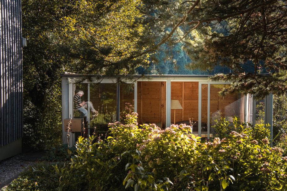 Fotografie © Karin Nussbaumer, Pavillon