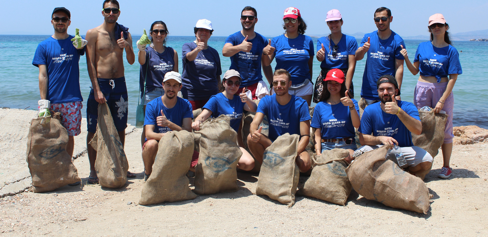 nhsa beach cleanup portes magazine 1