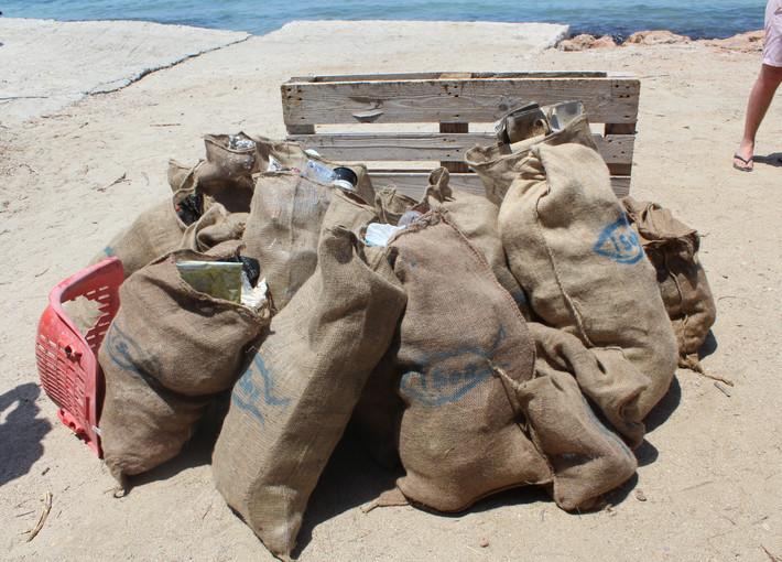 nhsa beach cleanup portes magazine 3