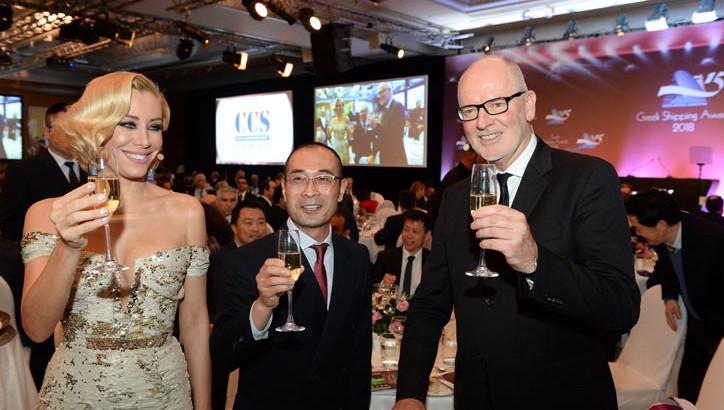 15th Annual Lloyd's List Greek Shipping Awards