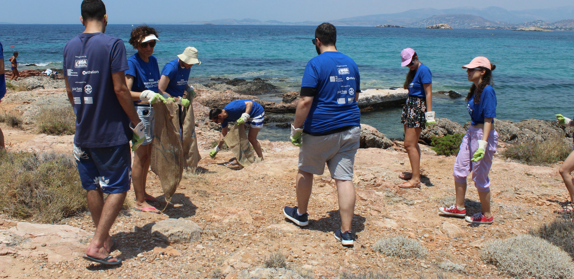nhsa beach cleanup portes magazine 8