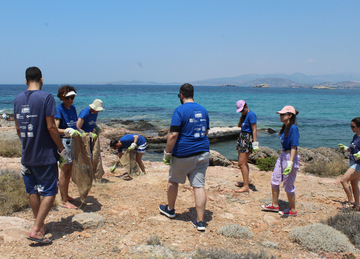 nhsa beach cleanup portes magazine 8