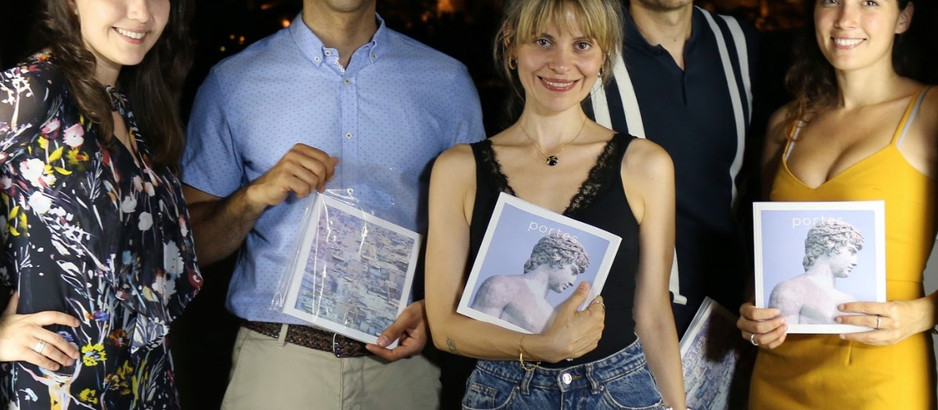Portes Magazine Celebrates 7th Birthday: Athens Launch Party