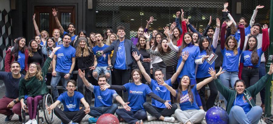 Ethelon Hosts 2nd Annual Kindness Revolution 