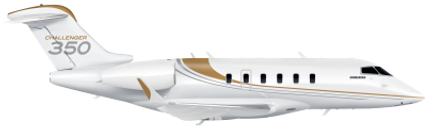 WF_DDBA0231_Challenger350_LHS_Gold_Right