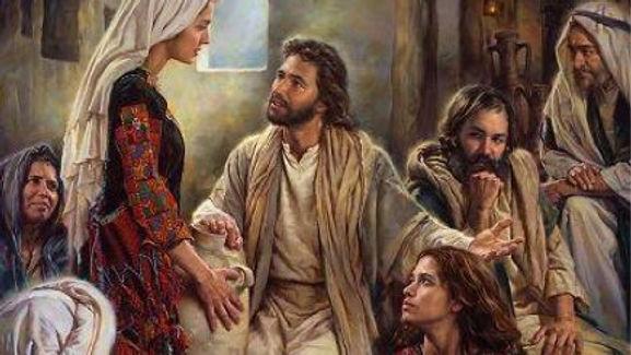 Jesus and Martha - Spirituality Centre.j