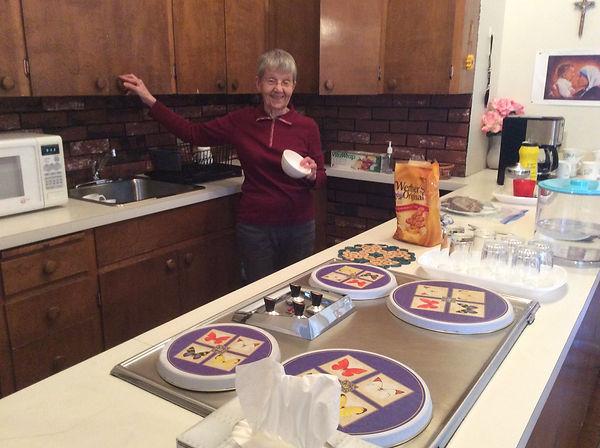 Sister Aldona in kitchen at Burke's.jpeg