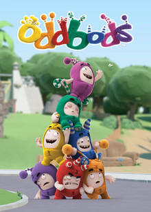 Oddbods Nominated For International Emmy Kids Award