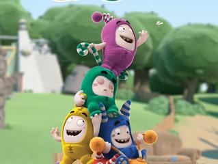 Oddbods Nominated For International Emmy Kids Award