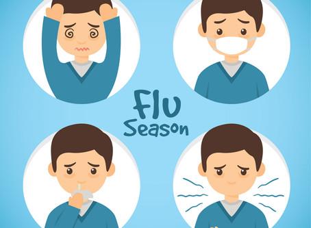 慎防流感病毒