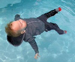 Floating into the week!_#isrsaveslives #
