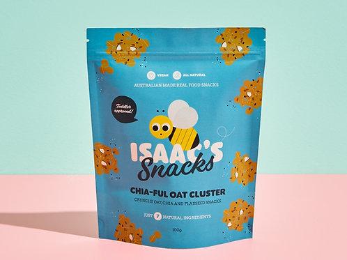 Chia-ful Oat Cluster
