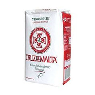 YERBA MATE CRUZ MALTA 1000 GRS.