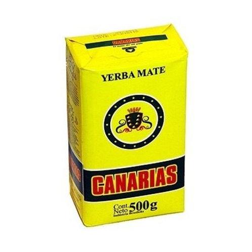 YERBA MATE CANARIAS 500 GRS.