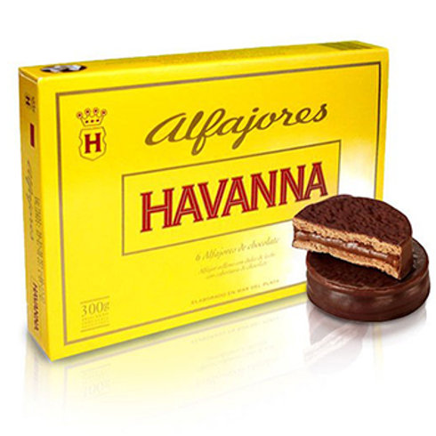 HAVANNA CHOCOLATE 6 unidades