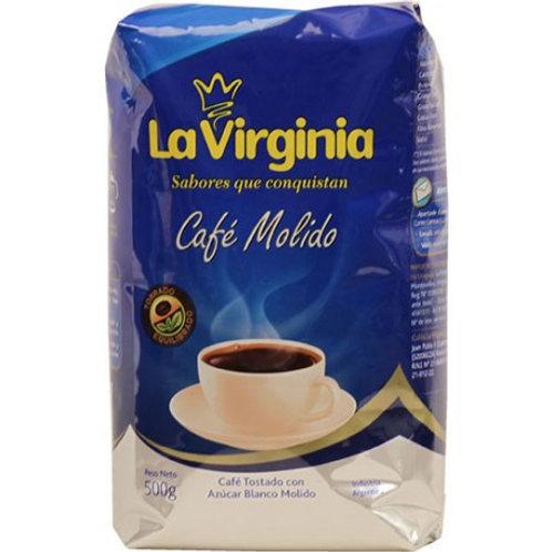 CAFE MOLIDO LA VIRGINIA X 250 GRS.