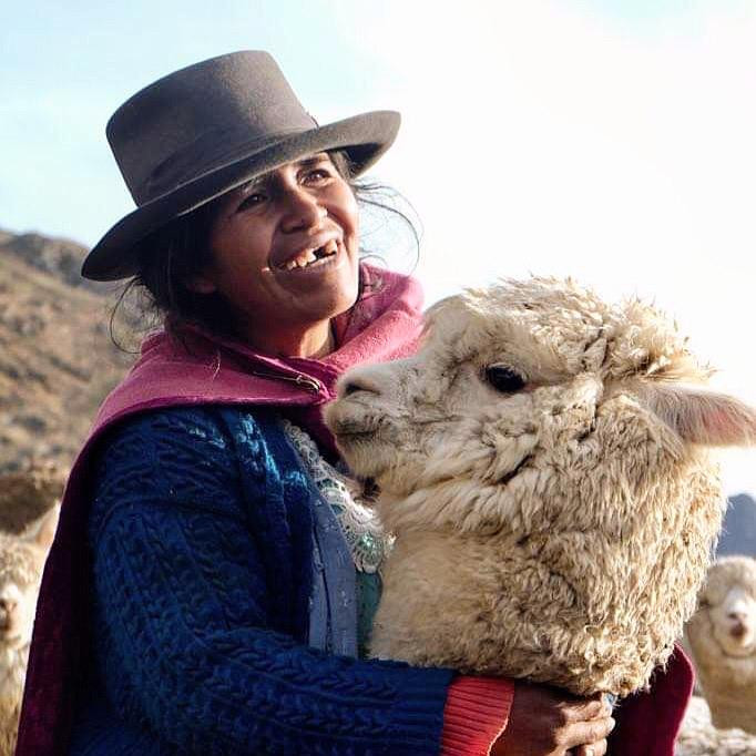 Nyfodt baby essentials alpaca solid international