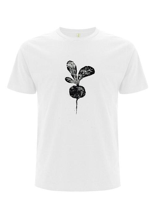 "Shirt""Rübe""Erwachsene Unisex+Text individuell"
