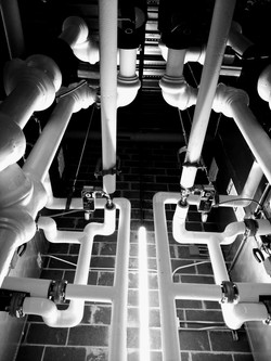 Athens Mech Piping