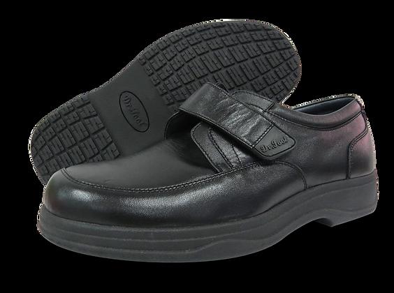 Leather Shoes D01052MBK