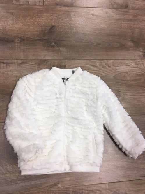 Losan cream fur Jacket