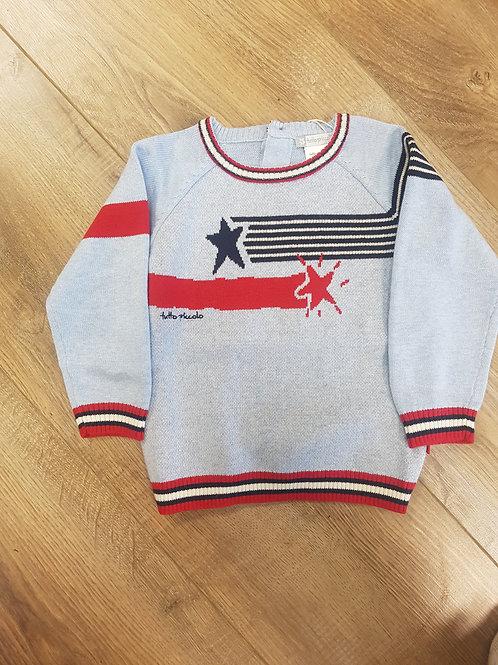 Tutto Piccolo knitted jumper