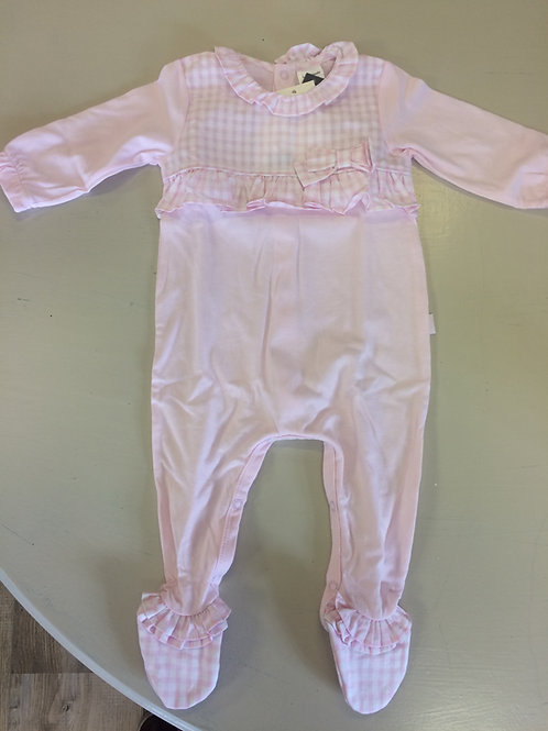 Tutto Piccolo Baby grow - Pink